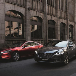 The story of Mazda St-Michel