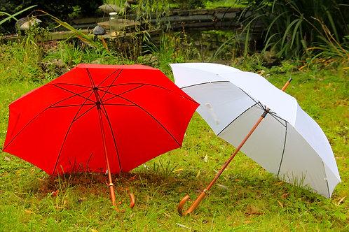 Parapluie (blanc ou rouge)