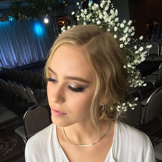 Bridal makeup _#makingtheworldbeautiful