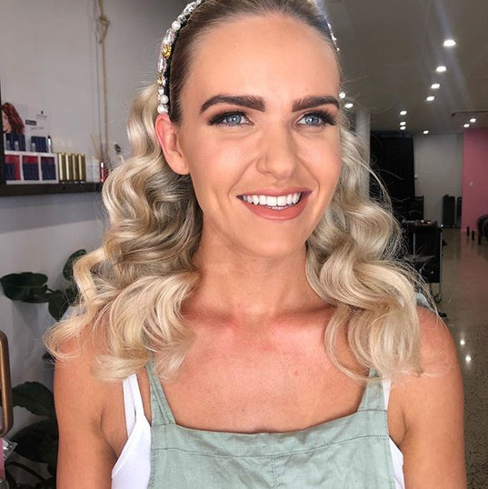 Hair and Makeup by _krystletokunai using