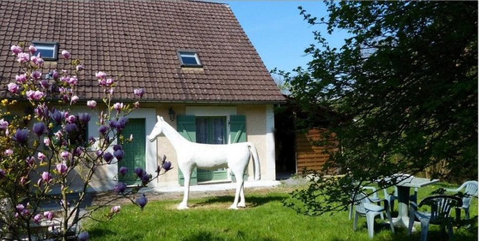 La Maison Du Cheval Blanc