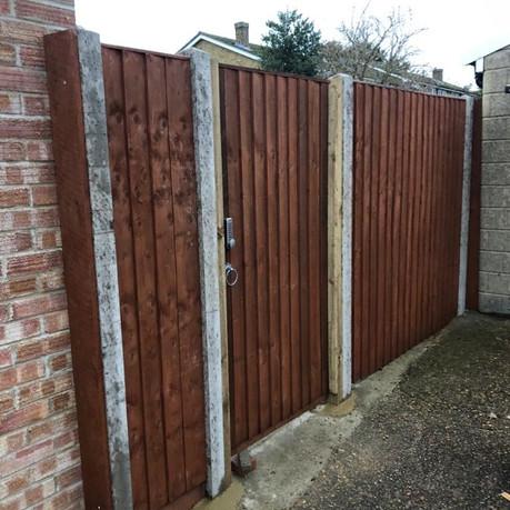 Closeboard concrete posts - Gate.jpg