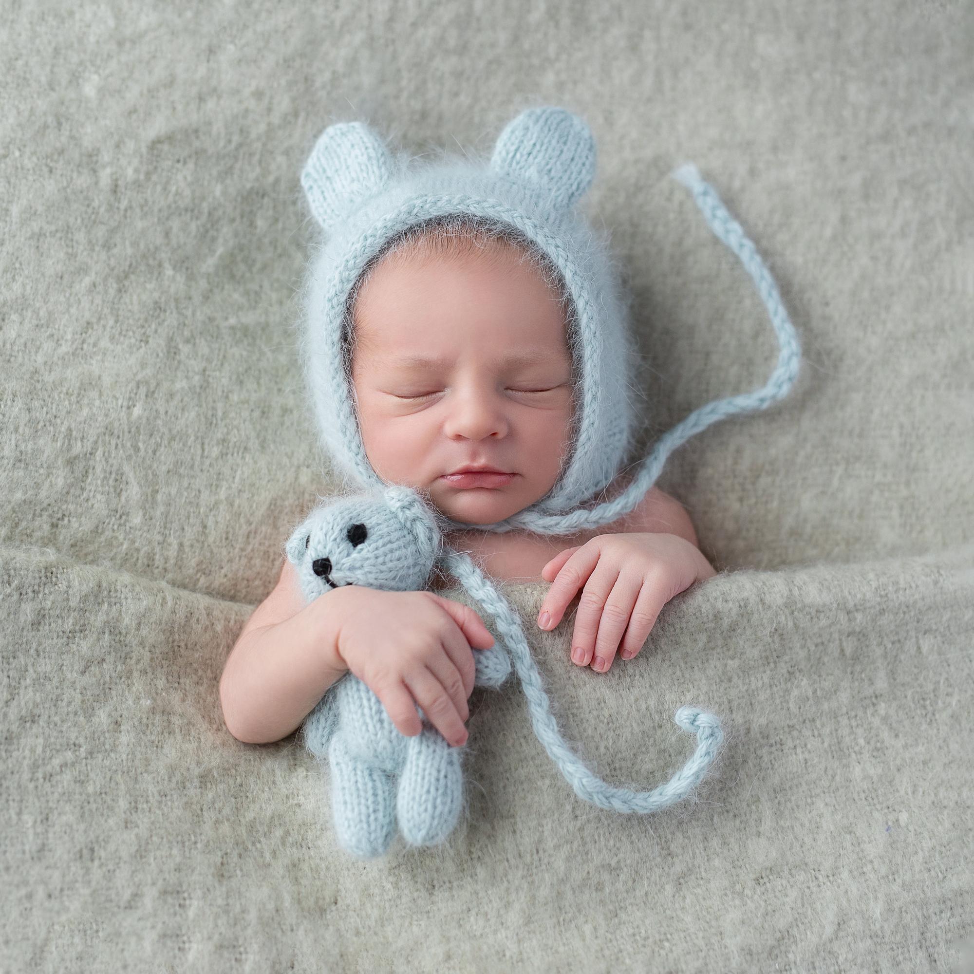 séance photo bébé naissance