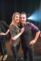 Morgan De Cecco et Caroline Marx