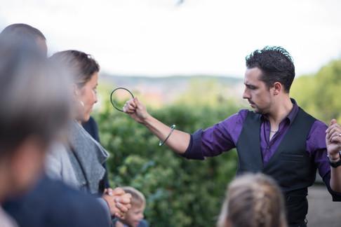 Magicien Morgan De Cecco
