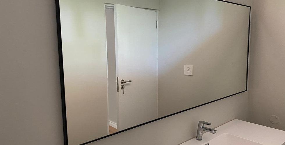 Sharp-edged Mirrors