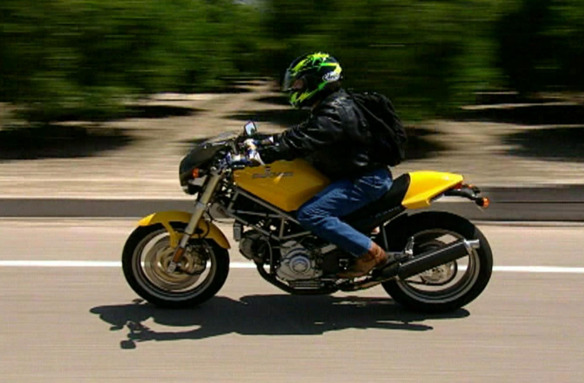 Volvo - Ducati