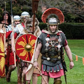 Ancient Roman Re Enactors Victoria-30.jp