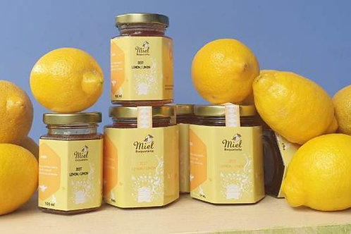 Infusion Honey - Zest/Lemon - 7.5oz