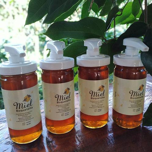 Refillable Pump - Traditional Honey 8 oz