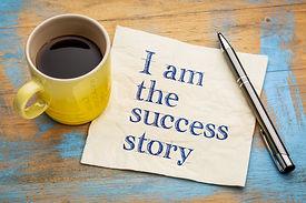 I am the success story positive affirmat
