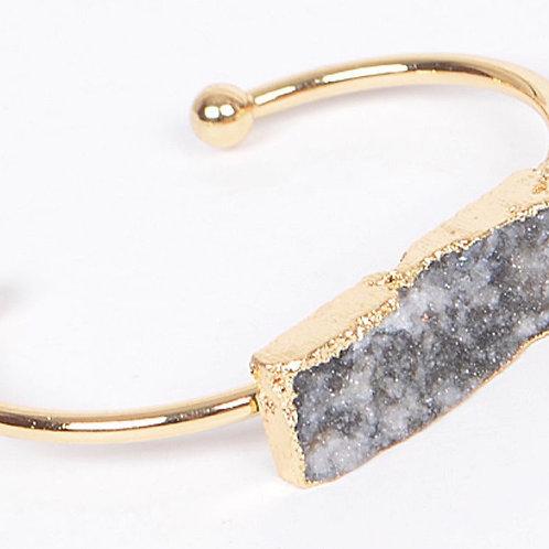 Rock Bangle Bracelet