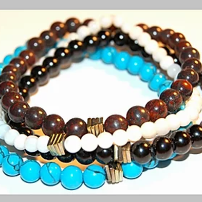 Men's Multi Color Bracelet