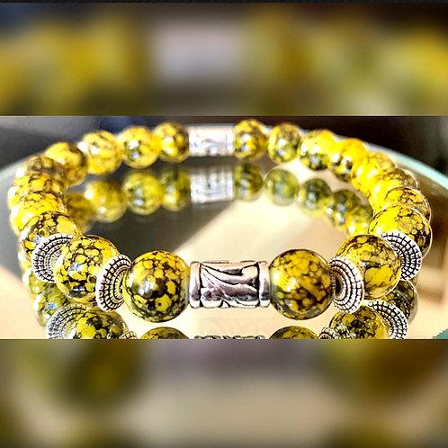 Men's Marble bracelet