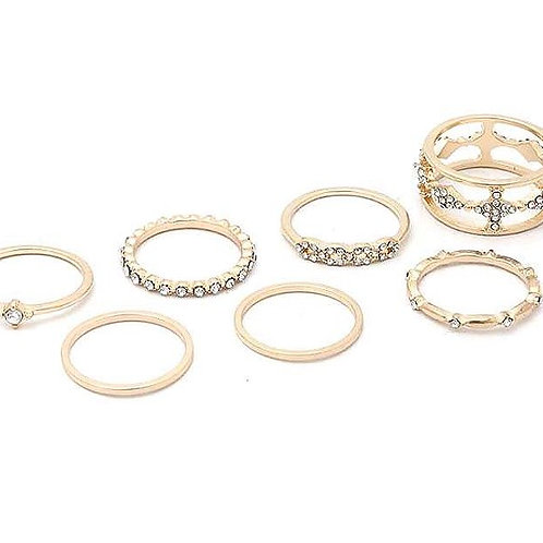 Angelica Ring Set