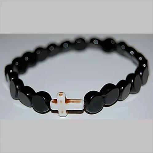 Men's Cross Bracelet