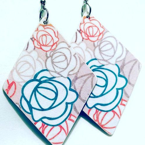 Rosie Lush Drop Earrings