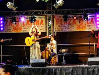 Londres: Primer concierto #TourTodasLasFlores