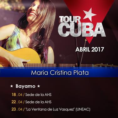 Tour cuba 2017