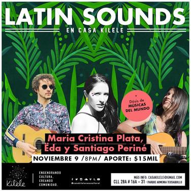 Latin Sounds - Casa Kiele