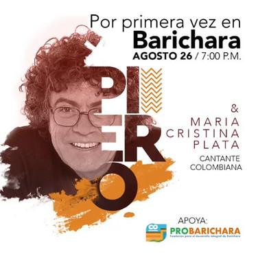 Piero y Maria Cristina Plata