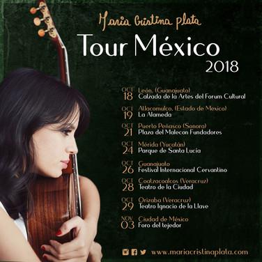 Tour México 2018