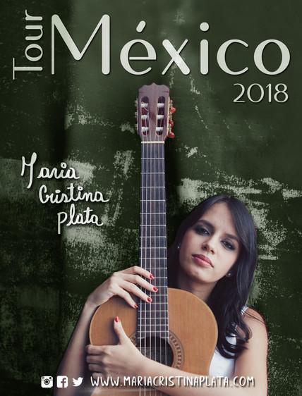 ¡Comienza el Tour México 2018!