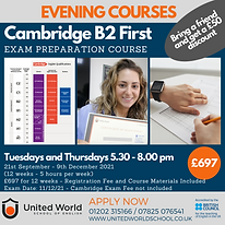 Evening Courses - B2 First.png