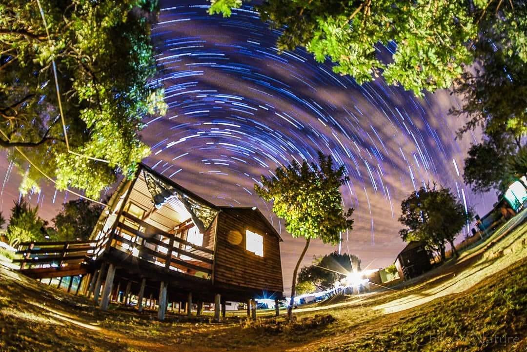 Main Cabin At Night