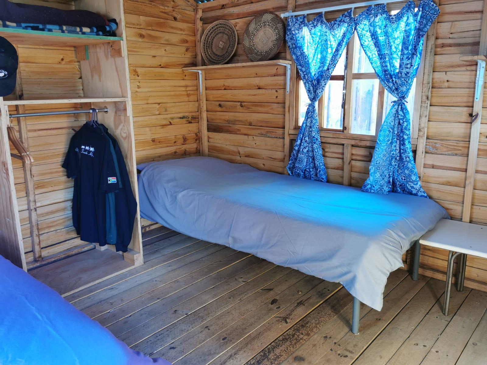 Inside Of Volunteer Cabin