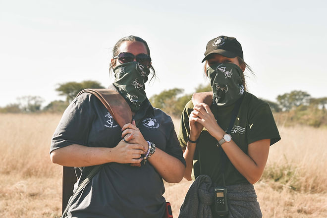 Conservation Volunteers Ready To Fight Fires