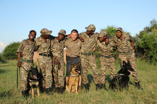 Conservation Volunteer With Anti-Poaching Team