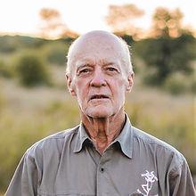 Conservationist Dougal MacTavish