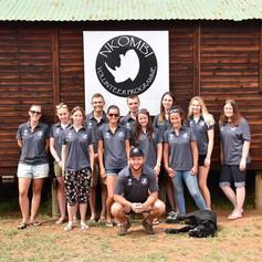 Volunteer Group Photo