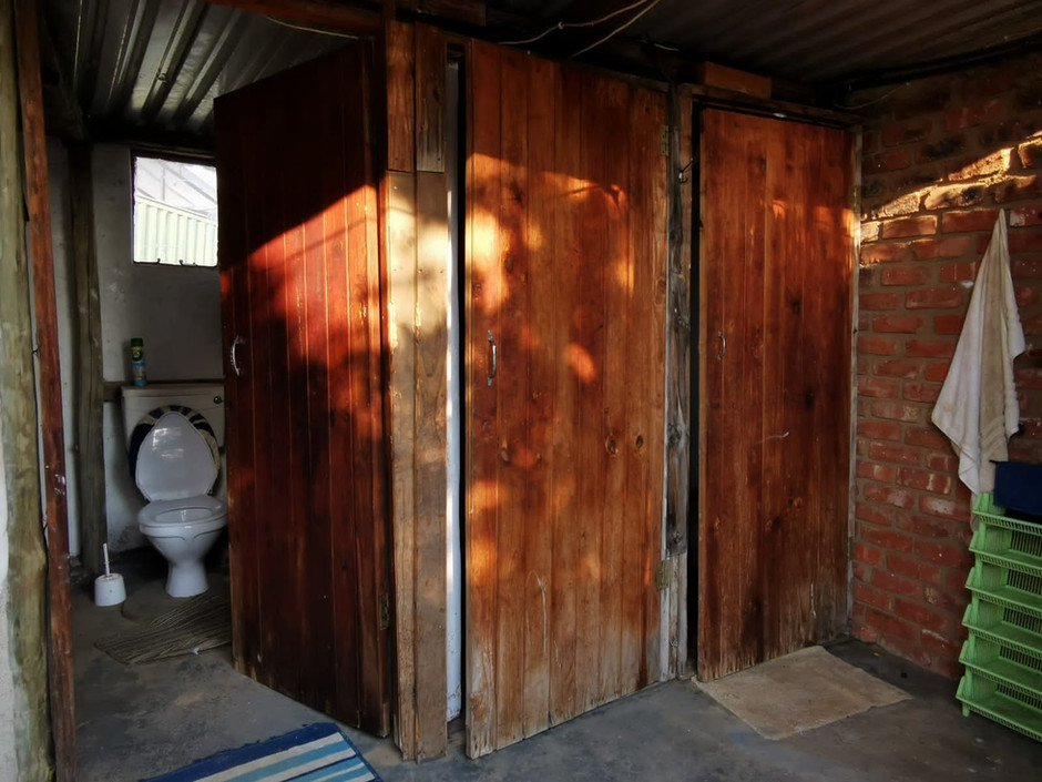 Camp Toilets