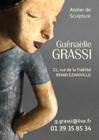 Carte de visite Guénaëlle Grassi