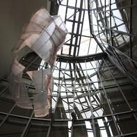 Structure Fondation Louis Vitton - Paris
