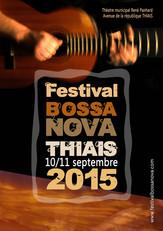Proposition d'affiche - Festival Bossa Nova