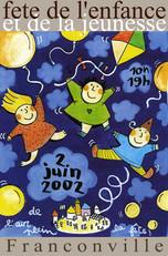 Affiche fête de la Musique de Franconville
