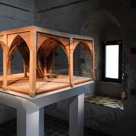"""Exposition """"Echos"""" - Patrick Neu - Abbaye de Maubuisson - St Ouen L'Aumône - 2019"""