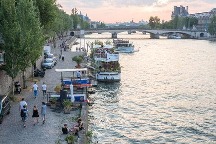La Seine en fête de la musique