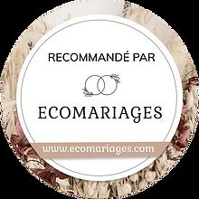Blog sur l'univers du mariage plus éco-responsable et éthique
