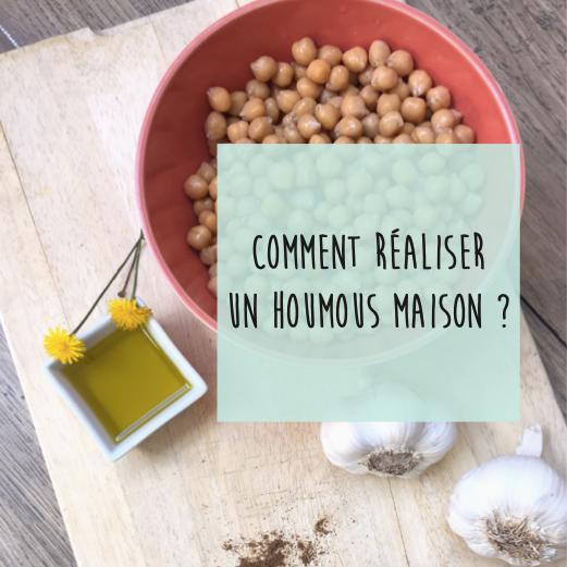 Le houmous est une recette simple, rapide, saine                                                              et durable, à petit budget