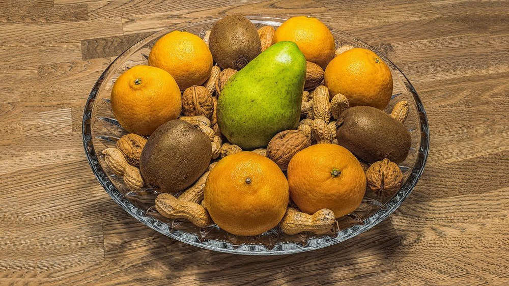 Fruits de la saison froide, fruits riches en vitamine C