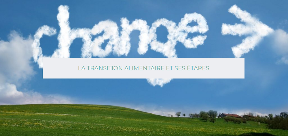 Comment transformer notre système alimentaire en un système durable et respectueux de la santé et de l'environnement, les objectifs de la transition écologique et aliùentaire