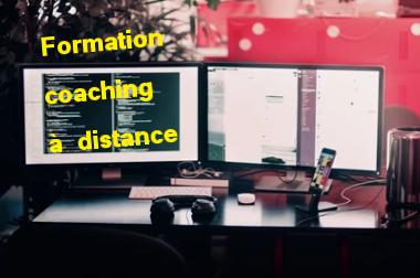 Formation et coaching à distance