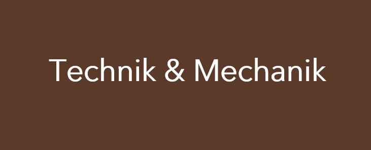 Impressionen Technik & Mechanik