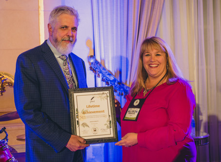 2018 CFWF Lifetime Achievement Award