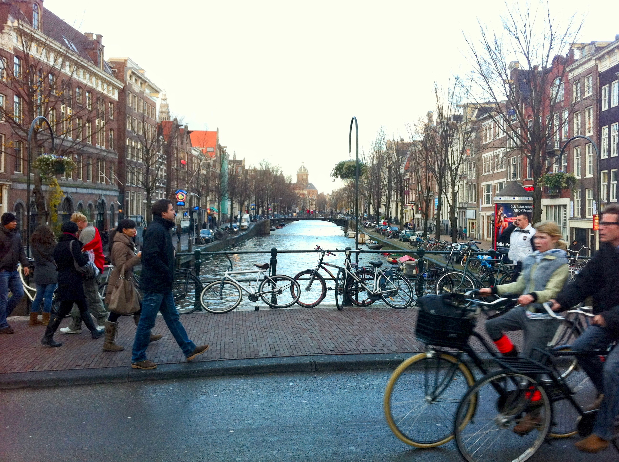 Amsterdam, Holland 2011