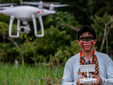 Jungle Drones: Can Indigenous drone projects in Latin America and the Caribbean be more sustainable?